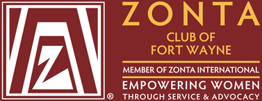 Zonta Club or Fort Wayne
