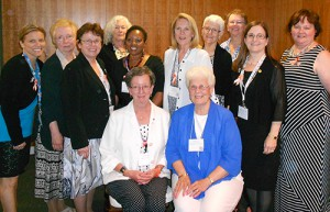 district 6 members at North America Inter-District meeting in Niagara Falls June 15, 2013