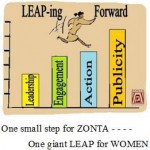 LEAPing Forward! Leadership, Engagement, Action, and Publicity